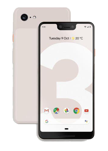 Google Pixel 3XL | Clearly White