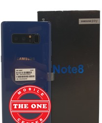 GALAXY NOTE 8 N9500 Blue chip Snapdragon 2 sim