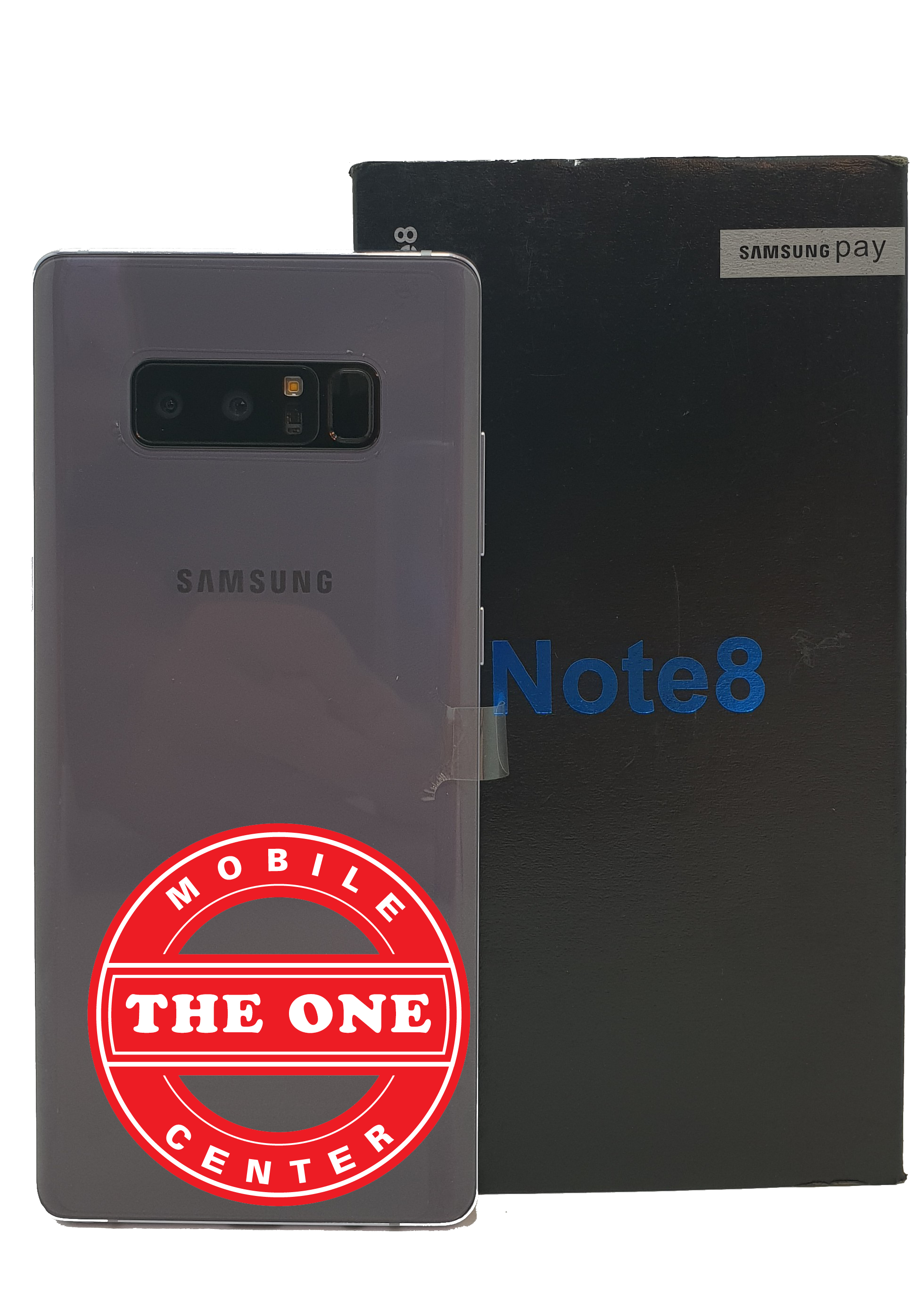 Galaxy Note 8 Orchid Grey
